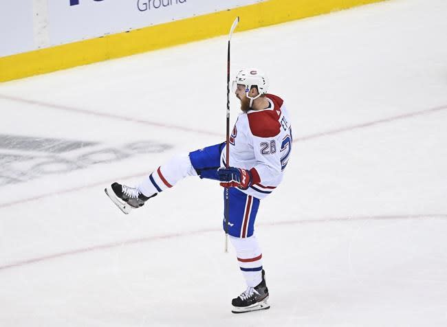 Canadiens sign defenceman Jeff Petry to four-year contract extension