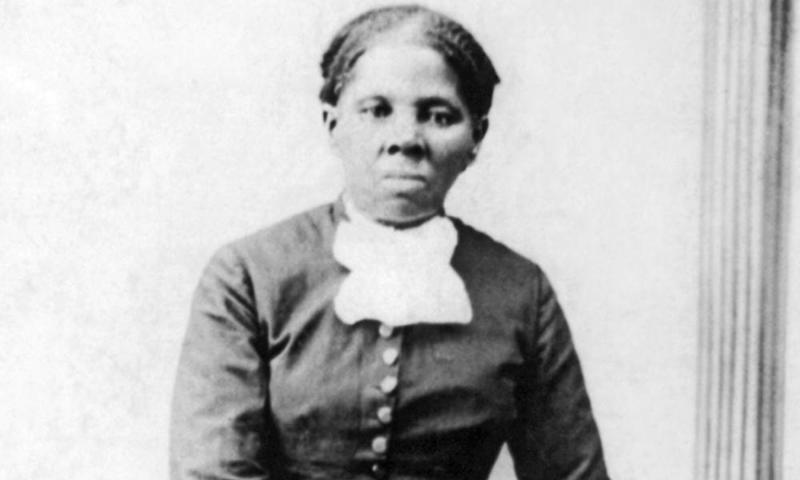 Harriet Tubman was nicknamed the 'Moses of her People'.