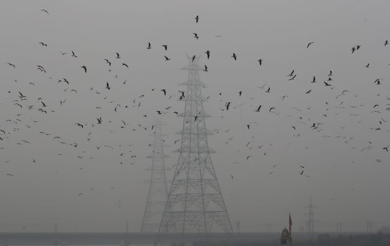 Air pollution cuts lead quickly to large health benefits