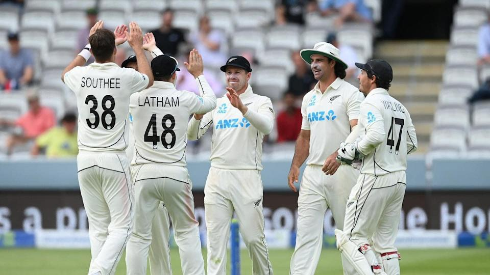 England and New Zealand draw first Test: Records broken