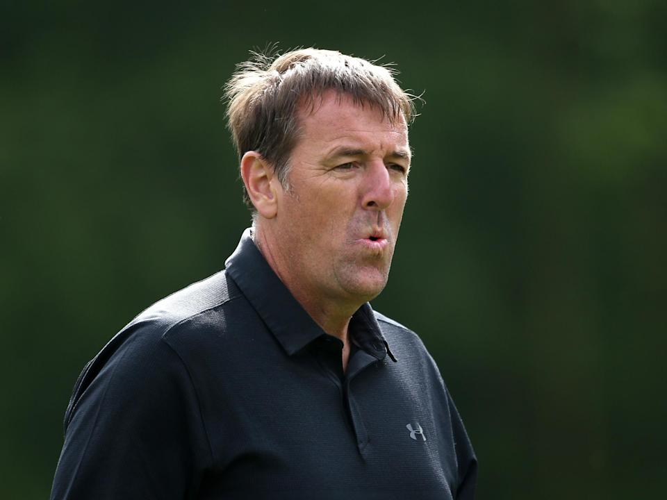 Matt Le Tissier has apologised and deleted a Twitter post that was related to Holocaust victim Anne Frank: Getty