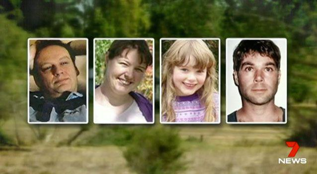 When the group disappeared they left all of their furniture in the Nannup farmhouse they rented. Photo: 7 News