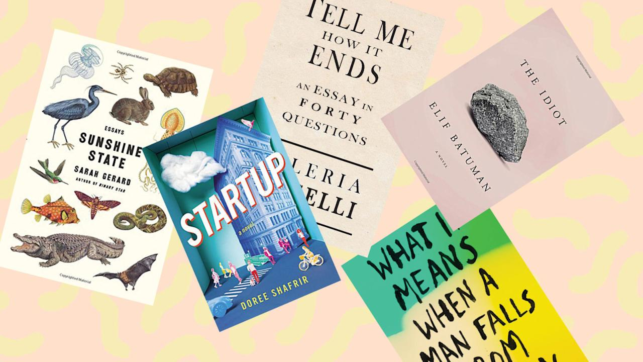 <p>Whether set in a dystopian future or the immigration courts of New York City, these tales will keep you flipping pages all month long.</p>