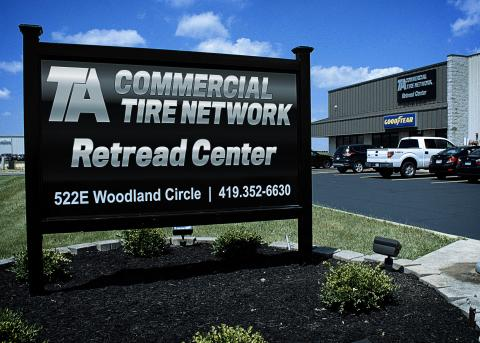 TravelCenters of America Begins Retread Tire Production with Grand Opening