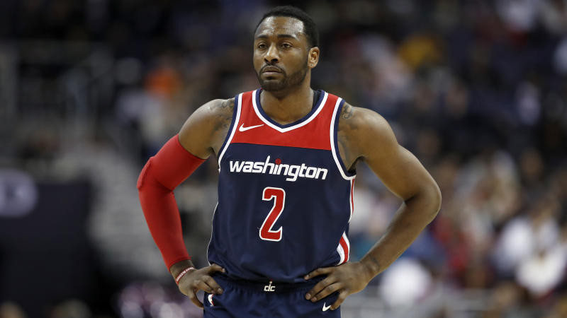 John Wall no longer sneaker free agent, signs endorsement with adidas