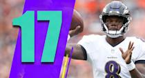 <p>Joe Flacco's hip injury could open the way for Lamar Jackson to start, and is that the worst thing? The Ravens need some kind of spark. Maybe starting Jackson would provide one. (Lamar Jackson) </p>