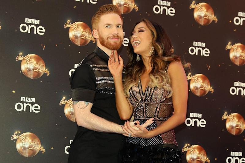 Couple: Neil and Katya Jones first appeared on Strictly in 2016: Tim P. Whitby/Tim P. Whitby / Getty Images