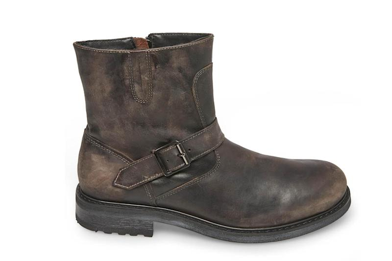 1724dd4fcab Steve Madden Launches a Rugged Men's Collection Inspired by His Own ...