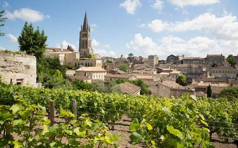 St Emilion, France - Credit: This content is subject to copyright./sylv1rob1