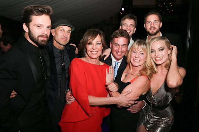 "<p>After falling from grace, Harding spent most of the next two decades failing to maintain a public persona outside of skating. She returned to the spotlight with the release of the film ""I, Tonya,"" in which she is played by Margot Robbie. The movie is an awards darling ,and Harding was front an center at the Golden Globes. </p>"