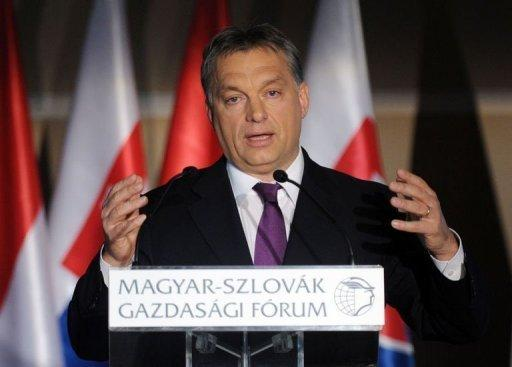 Hungary unveils third austerity package in six weeks