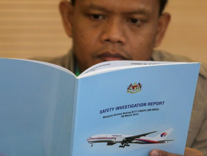 LEAD 2-La disparition du vol MH370 reste énigmatique-rapport