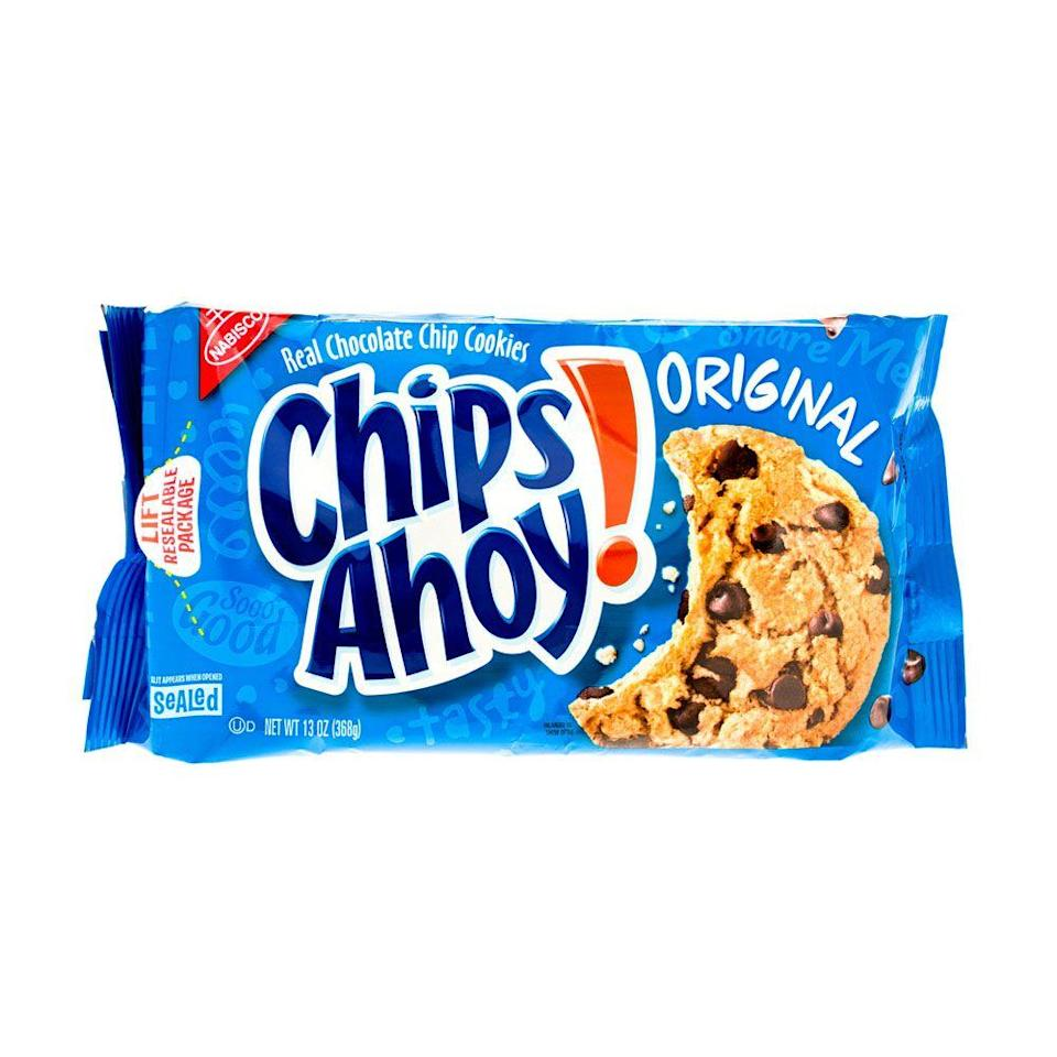 <p>These chocolate chip cookies were so, so good—and they still are. With a glass of milk, you couldn't think of a better pick-me-up back in the day.<br></p>