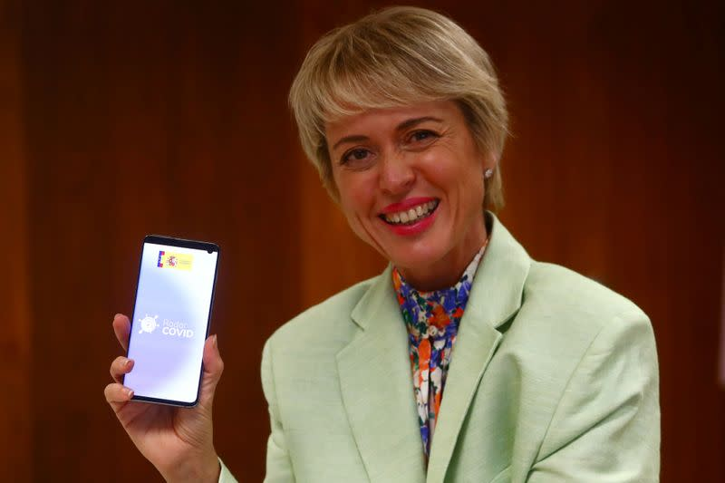 Spain's COVID tracing app tries to balance public health with privacy