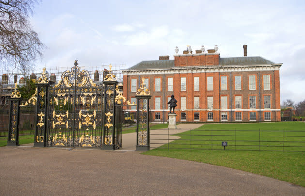 The Duke and Duchess of Sussex are reportedly preparing to move in next to Kensington Palace.