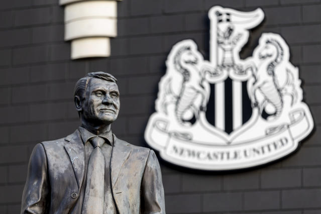 Newcastle are introducing a free half-season ticket scheme to boost crowd numbers. (Getty Images)