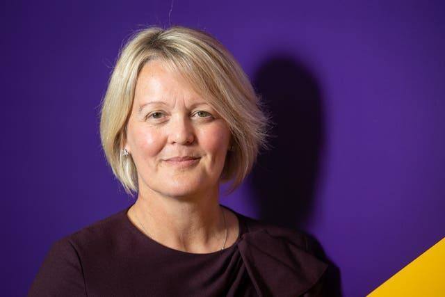 RBS Chief Executive Officer Alison Rose