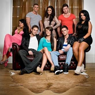 The Geordie Shore cast