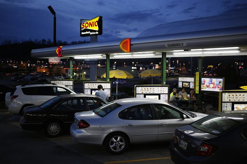 Arby's, Buffalo Wild Wings Parent to Buy Sonic for $2.3 Billion