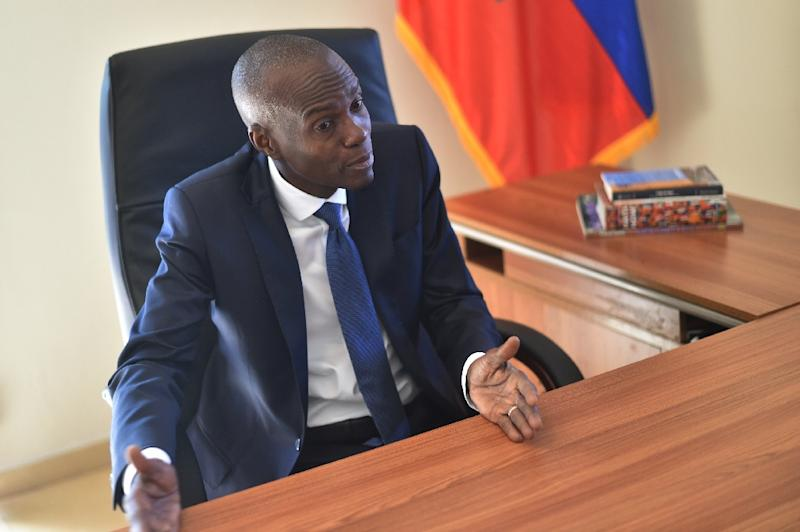 Jovenel Moise's election win ends a political crisis in Haiti that began October 2015 when he won a first round but the results were annulled because of fraud