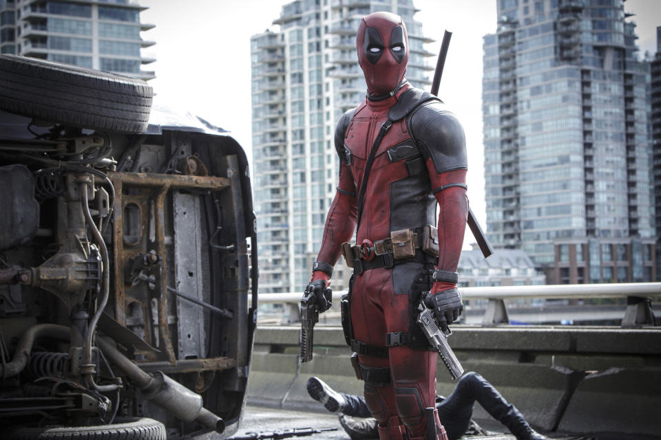 Deadpool. Image via 20th Century Fox