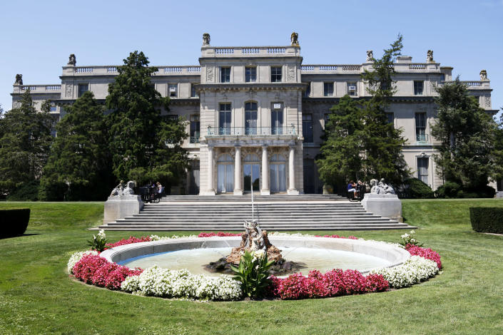 Woodrow Wilson Hall on Monmouth University's campus in 2017. (Seth Wenig / AP file)
