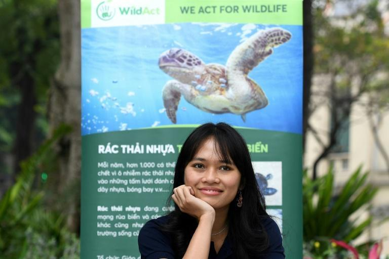 Trang Nguyen has spent much of her life trying to end the illegal wildlife trade