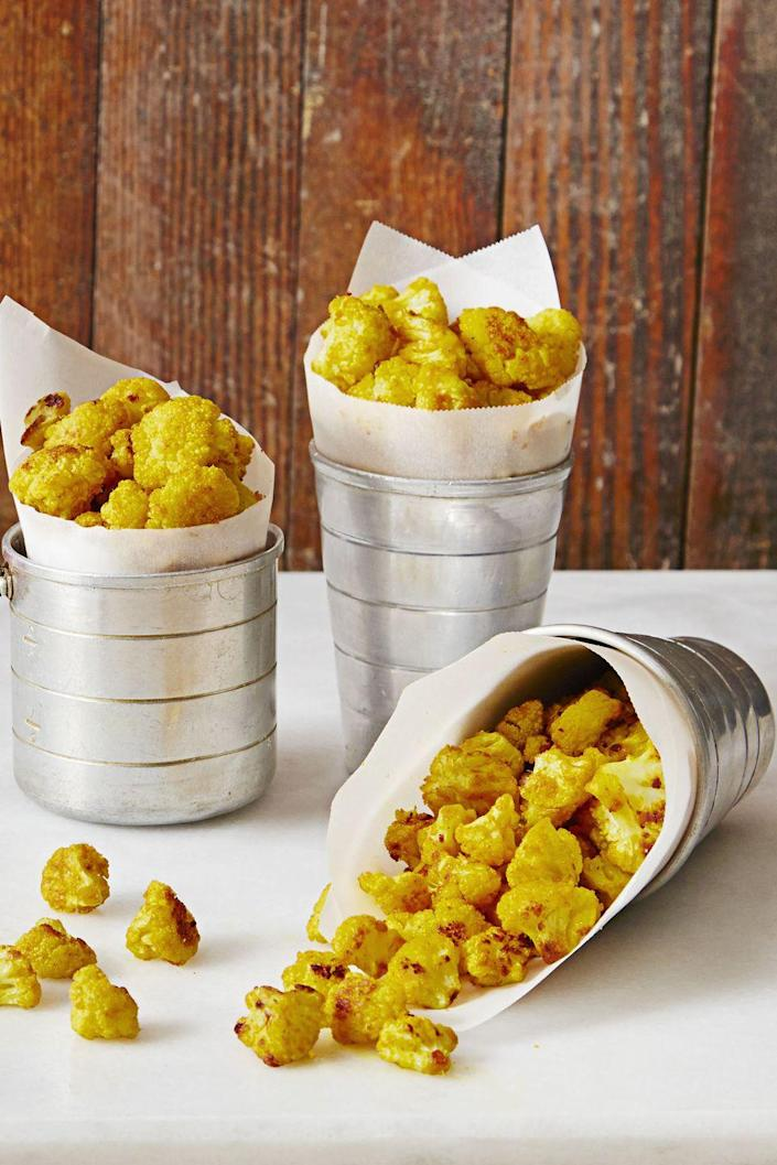 """<p>This satisfying take on an all-time party favorite is actually a cinch to make. Try customizing it with a custom keto variation of your favorite spice blend.</p><p><a href=""""https://www.goodhousekeeping.com/food-recipes/healthy/a37151/cauliflower-popcorn-recipe/"""" rel=""""nofollow noopener"""" target=""""_blank"""" data-ylk=""""slk:Get the recipe for Cauliflower &quot;Popcorn&quot; »"""" class=""""link rapid-noclick-resp""""><em><em>Get the recipe for Cauliflower """"Popcorn"""" <em><em>»</em></em></em></em></a></p>"""