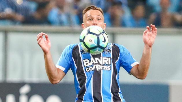 <p>Gremio refute claims of €40m Arthur agreement with Barcelona</p>