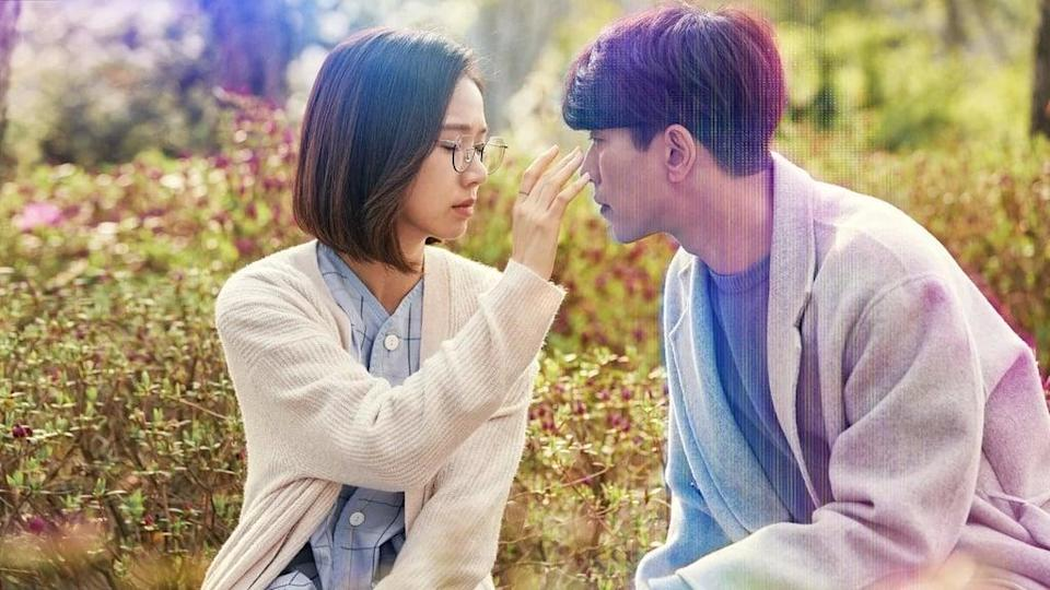 """<p>This K-drama revolves around Han So-yeon, a reclusive woman with face blindness disorder whose life is changed by a prototype of Holo, a state-of-the-art AI hologram device that's modeled after its genius creator's assistant, Go Nan-do. However, she never expects that the result will be a complicated love triangle between herself, the hologram, and the man who inspired it. </p> <p><a href=""""http://www.netflix.com/title/81008021"""" class=""""link rapid-noclick-resp"""" rel=""""nofollow noopener"""" target=""""_blank"""" data-ylk=""""slk:Watch My Holo Love on Netflix now."""">Watch <strong>My Holo Love</strong> on Netflix now.</a></p>"""