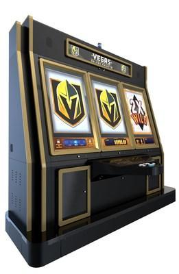AGS Vegas Golden Knights-themed slot game