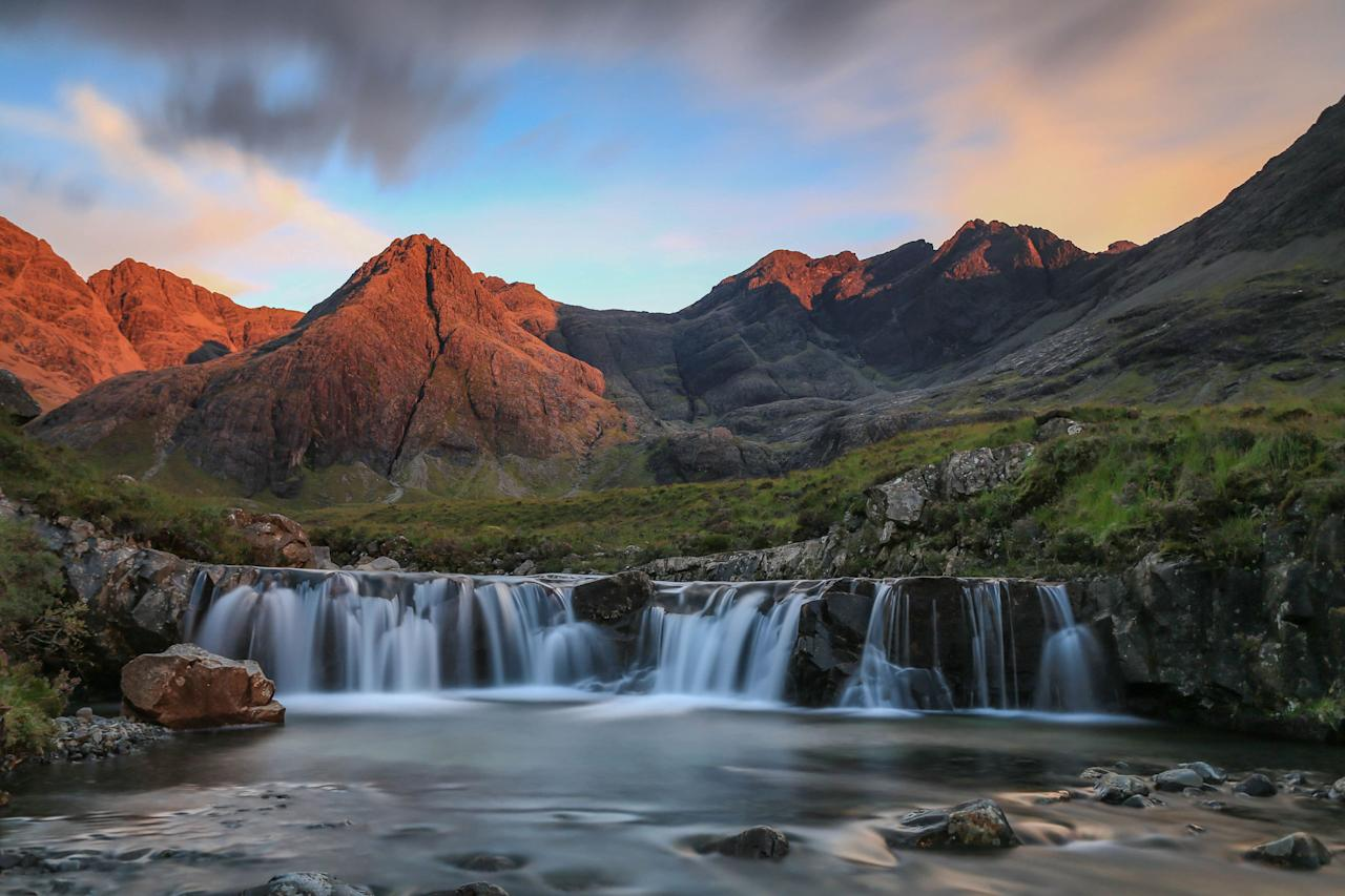 PAs Scotland Is Named The Most Beautiful Country In World We