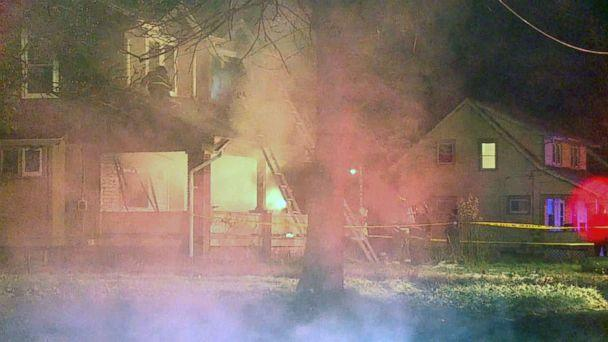 Five children dead in OH house fire