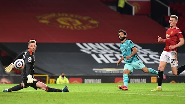 Liverpool renew top-four push with Premier League victory at Manchester  United