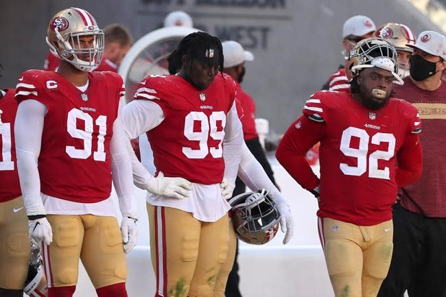 49ers post-Super Bowl struggles all too familiar for Rams