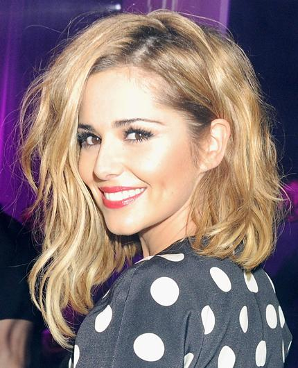 Celebrity hair: Cheryl Cole's hair may have netted her a lucrative contract with L'Oreal but it comes with a £750 price tag. And that's every time she heads to the salon. Hair stylist Julien Guyonnet users acrylic fibre hair extensions on Cheeza which are redone every three months and 'tidied-up' every six weeks. Well, she is worth it!
