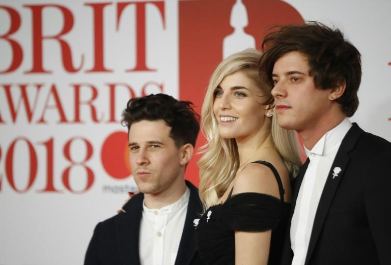 File picture of British indie pop band 'London Grammar', Hannah Reid, Dan Rothman and Dominic 'Dot' Major who have released new album