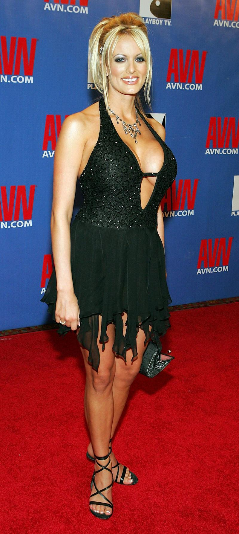 Atthe Adult Video News Awards Show at the Venetian Resort Hotel and Casino in Las Vegas.