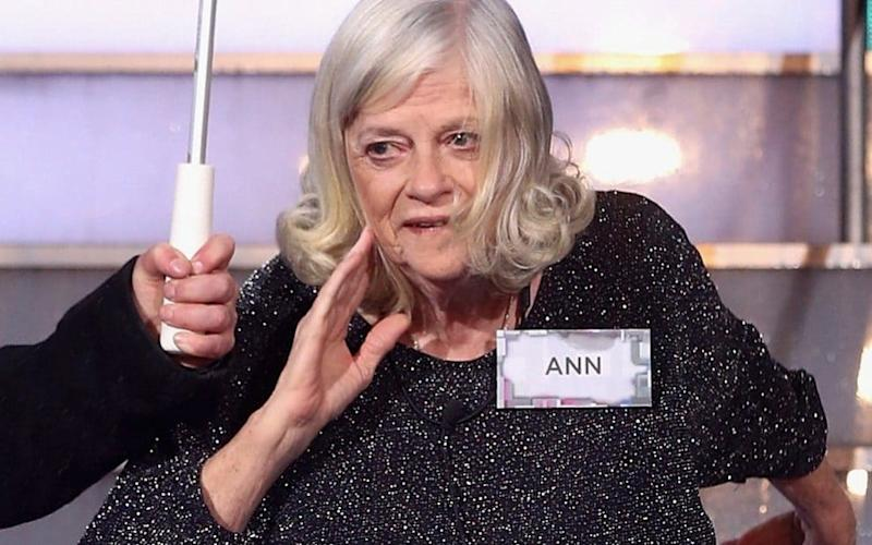 Ann Widdecombe attends the house - WireImage