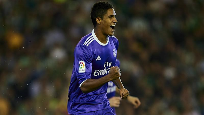Varane agrees new five-year Real Madrid contract