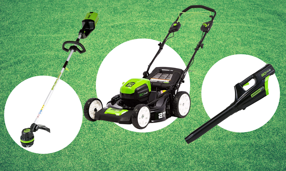 Stock up on lawncare tools, now on sale! (Photo: Amazon)