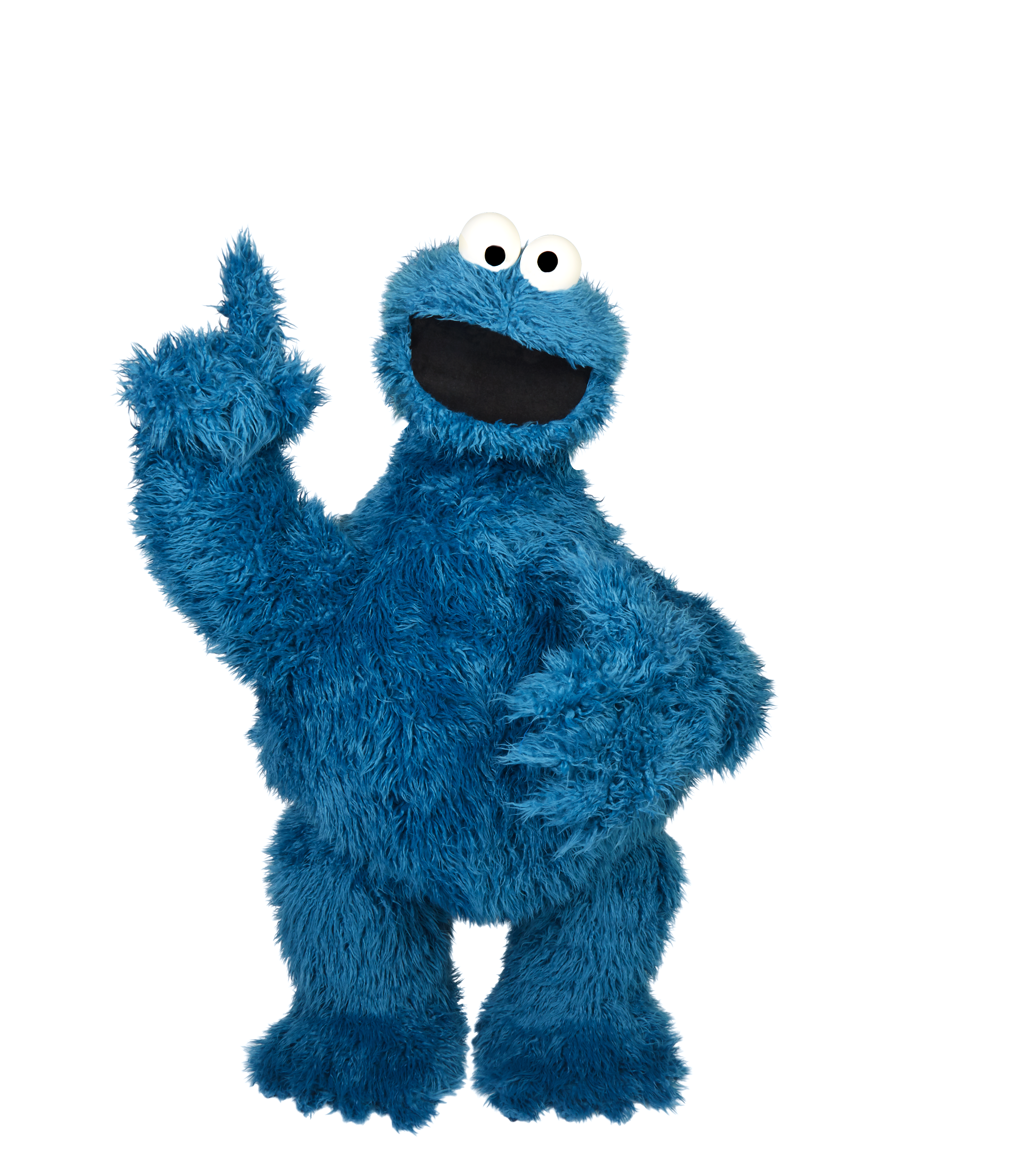 HasLab's new full-sized Cookie Monster (Photo: Hasbro)