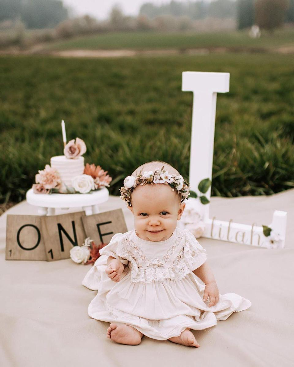 """<p>Zach and Tori Roloff's daughter <a href=""""https://people.com/parents/little-people-big-world-zach-roloff-tori-roloff-welcome-daughter-lilah-ray-photos-exclusive/"""" rel=""""nofollow noopener"""" target=""""_blank"""" data-ylk=""""slk:Lilah Ray"""" class=""""link rapid-noclick-resp"""">Lilah Ray</a> turned 1 on Nov. 19.</p>"""