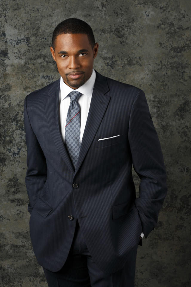 "ABC's ""Mistresses"" stars Jason George as Dominic Taylor."