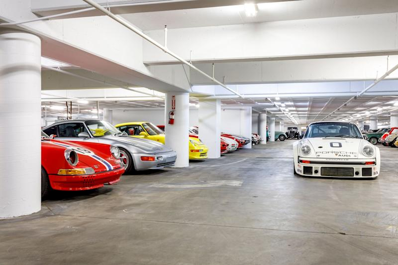Digitally Tour Two Top-Tier Car Museums