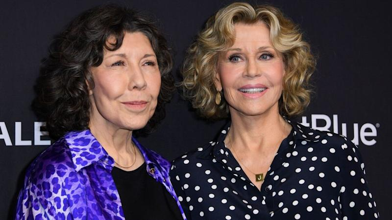 'Grace & Frankie' Renewed for Final Season, Jane Fonda and Lily Tomlin Both 'Delighted and Heartbroken'