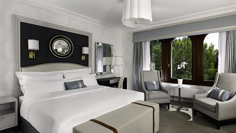 Hotel Bristol, A Luxury Collection Hotel in Warsaw. Photo: Hotels.com