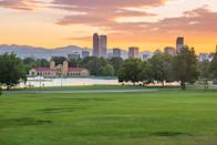 "<p><strong>Let's start big picture here.</strong><br> This sprawling 330-acre park east of Downtown Denver is way more than a green space—it's also home to the <a href=""https://www.cntraveler.com/activities/denver/denver-zoo?mbid=synd_yahoo_rss"" rel=""nofollow noopener"" target=""_blank"" data-ylk=""slk:Denver Zoo"" class=""link rapid-noclick-resp"">Denver Zoo</a> and the <a href=""https://www.cntraveler.com/activities/denver/denver/denver-museum-of-nature-and-science?mbid=synd_yahoo_rss"" rel=""nofollow noopener"" target=""_blank"" data-ylk=""slk:Denver Museum of Nature and Science."" class=""link rapid-noclick-resp"">Denver Museum of Nature and Science.</a> Manicured gardens and two scenic lakes show off views of the city skyline, and paths attract walkers, runners, and cyclists. A Spanish-style pavilion in the center is often used as an event space, and its columns, arches, and waterfront location also make it a photogenic backdrop.</p> <p><strong>How's the navigation—was it easy to get around?</strong><br> Enter from the north on 23rd street for easy parking and access to the tennis courts and playground. Runners can follow the trail on the outskirts of the park, while walkers will prefer to amble around the color-changing fountains at Ferrill Lake. Plentiful benches offer a chance to enjoy the views.</p> <p><strong>Any insider tips for us?</strong><br> For an epic sunset, park at the Denver Museum of Nature and Science and walk west around the building toward Ferrill Lake. On the way, you'll pass a kids' splash fountain and a playground; from there, you'll see the sunset with the lake, city skyline, and Rocky Mountains all glowing in magic-hour light.</p> <p><strong>All said and done, what—and who—is this best for?</strong><br> City Park is a haven for outdoorsy types looking for exercise and for families needing room to run, especially because the zoo is located onsite.</p>"