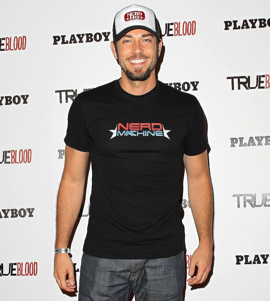 Zachary Levi turns 32 on September 29.