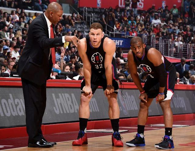 With Chris Paul gone, Doc Rivers and the Clippers took a misguided risk with Blake Griffin. (Getty)